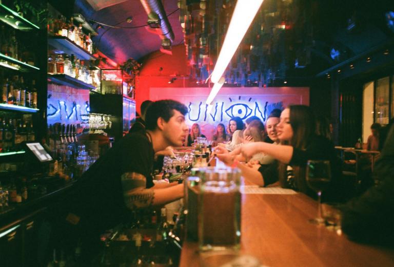 RV Acoustics bar staff nightclub noise